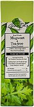 Parfumuri și produse cosmetice Spumă de spălare cu extract din pelin și arbore de ceai  - Grace Day Real Fresh Mugwort & Tea Tree Foam Cleanse
