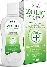Parfumuri și produse cosmetice Lapte de curățare pentru corp - Dr.EA Zolic Body Cleansing Milk