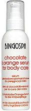 Parfumuri și produse cosmetice Ser pentru corp, cu ciocolată și portocală - BingoSpa