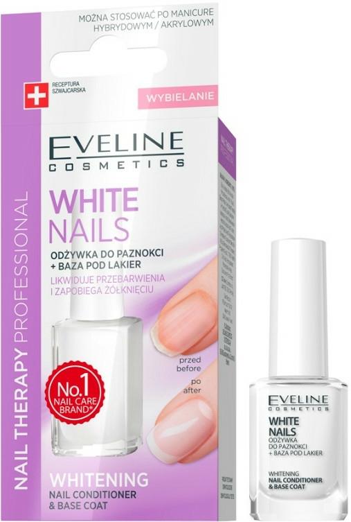 Tratament regenerator pentru unghiii - Eveline Cosmetics Nail Therapy Professional