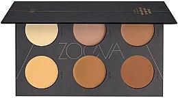 Parfumuri și produse cosmetice Paletă de machiaj - Zoeva Cream Contour Spectrum Palette