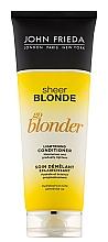 Parfumuri și produse cosmetice Balsam iluminator - John Frieda Sheer Blonde Soin Demelant Eclaircissante Go Blonder