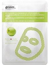 Parfumuri și produse cosmetice Mască de față - Timeless Truth Mask Apple Stem Cell Collagen Bio Cellulose Mask