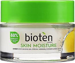 Parfumuri și produse cosmetice Cremă-gel pentru ten normal și combinat - Bioten Skin Moisture 24 Hour Moisturizing Gel Cream