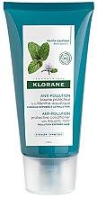 Parfumuri și produse cosmetice Balsam de păr - Klorane Anti-Pollution Protective Conditioner With Aquatic Mint