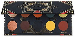 Parfumuri și produse cosmetice Paletă farduri de ochi - London Copyright Magnetic Eyeshadow Palette The Palace