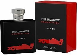 Parfumuri și produse cosmetice Ferrari Drakers Competition Black - Apă de toaletă