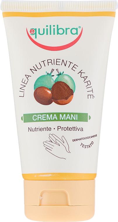 Set - Equilibra Karite Line (h/cr/75ml + soap/100g) — Imagine N3