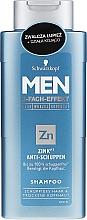 Șampon anti-mătreață - Schwarzkopf Men ZinkPT Anti-Schuppen Shampoo — Imagine N1