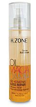 Parfumuri și produse cosmetice Ulei pentru strălucirea părului - H.Zone Macadamia-Gloss Repair