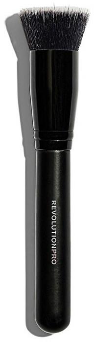 Pensulă pentru fond de ten - Makeup Revolution Pro Drop Foundation Brush — Imagine N1