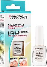 Parfumuri și produse cosmetice Tratament pentru ciuperca unghiei - DermoFuture Course Of Ttreatment Against Nail Fungus