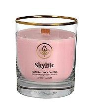 Parfumuri și produse cosmetice Lumânare aromată, 8x9.5 cm - Artman Skylite