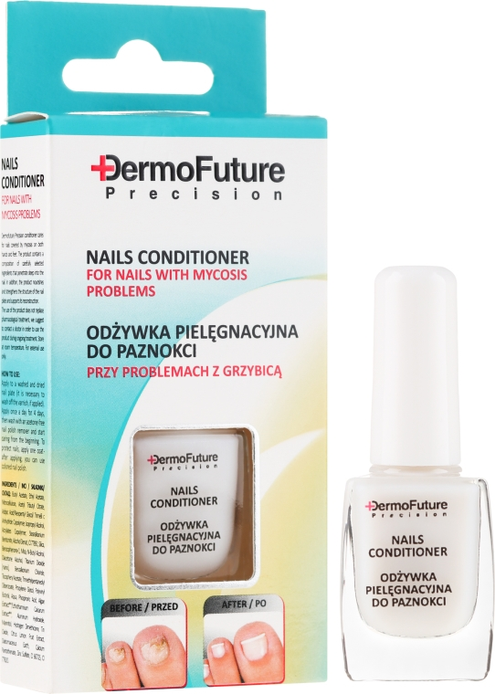 Tratament pentru ciuperca unghiei - DermoFuture Course Of Ttreatment Against Nail Fungus