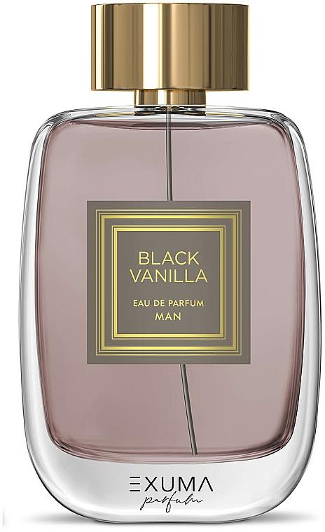 Exuma Black Vanilla - Apă de parfum