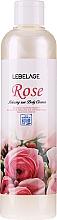 Parfumuri și produse cosmetice Gel de duș - Lebelage Relaxing Rose Body Cleanser