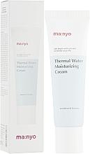 Parfumuri și produse cosmetice Cremă minerală cu apă termală - Manyo Factory Thermal Water Moisturizing Cream