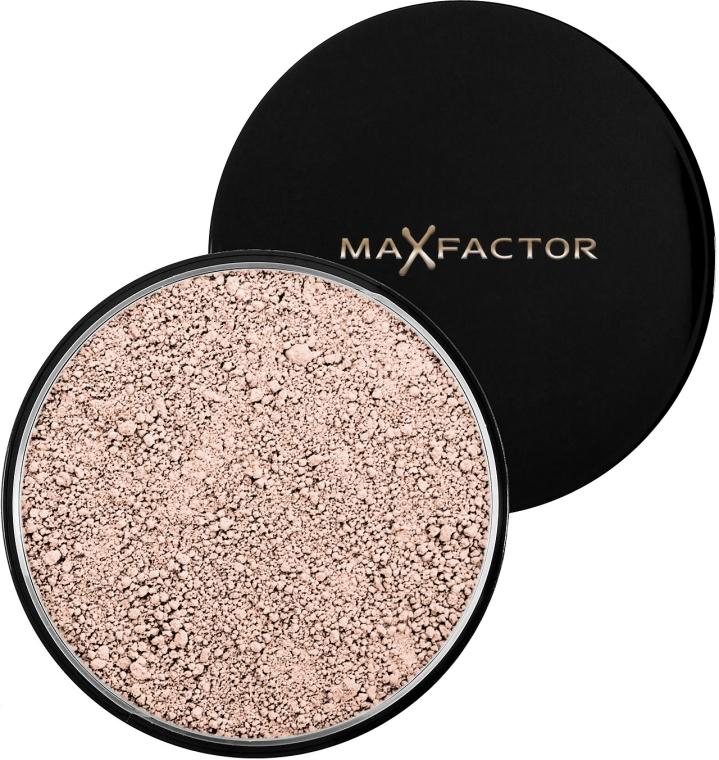 Pudră pulbere - Max Factor Loose Powder — Imagine N1