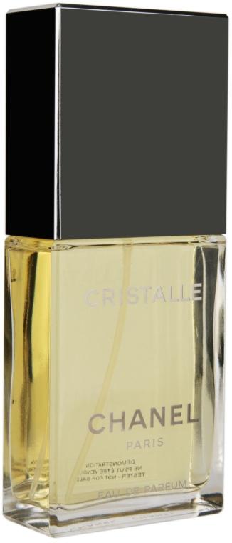 Chanel Cristalle - Apă de parfum (tester cu capac) — Imagine N2