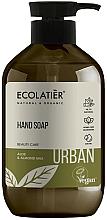 """Parfumuri și produse cosmetice Săpun lichid """"Aloe și Lapte de migdale"""" - Ecolatier Urban Liquid Soap"""