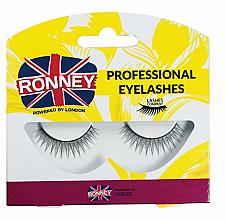 Parfumuri și produse cosmetice Gene False, sintetice - Ronney Professional Eyelashes RL00016