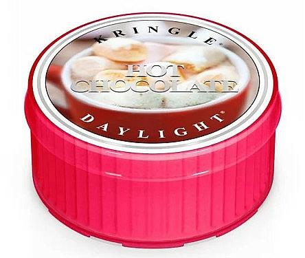 Lumânare de ceai - Kringle Candle Daylight Hot Chocolate — Imagine N1