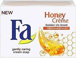 "Parfumuri și produse cosmetice Săpun ""Iris"" - Fa Honey Creme Golden Iris Cream Soap"