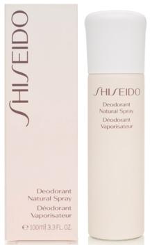 Deodorant - Shiseido Deodorant Natural Spray  — Imagine N2