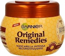 Parfumuri și produse cosmetice Mască intens hidratantă pentru păr - Garnier Original Remedies Intense Nutrition Mask