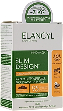 Set - Elancyl Slim Design Weight Loss (capsule/2x60ml) (2x60bucăți) — Imagine N2