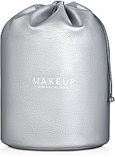 """Parfumuri și produse cosmetice Trusă cosmetică, argintie """"Allbeauty"""" - Makeup"""