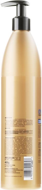 Șampon pentru întărirea intensivă a părului - Marion Professional Intensive Strengthening — Imagine N2