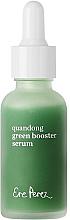 Parfumuri și produse cosmetice Ser pentru față - Ere Perez Quandong Green Booster Serum