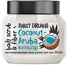 "Parfumuri și produse cosmetice Scrub pentru corp ""Recuperare"" - MonoLove Bio Coconut-Aruba Revitalizing Body Scrub"