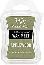 Parfumuri și produse cosmetice Ceară aromată - WoodWick Wax Melt Applewood