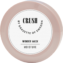 """Parfumuri și produse cosmetice Mască de păr """"Hidratantă"""" - Grazette Crush Wonder Mask"""