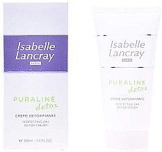 Parfumuri și produse cosmetice Cremă de față - Isabelle Lancray Puraline Detox Cream