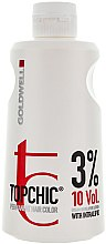 Parfumuri și produse cosmetice Oxidant 3% - Goldwell Topchic Developer Lotion