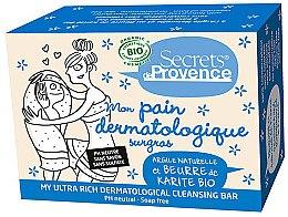 Parfumuri și produse cosmetice Săpun - Secrets De Provence My Ultra Rich Dermatological Cleansing Bar