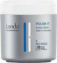 Parfumuri și produse cosmetice Cremă pentru strălucire fără fixare - Londa Professional Polish It Shine Cream