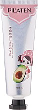 Parfumuri și produse cosmetice Cremă hidratantă pentru mâini cu avocado și unt de Shea - Pilaten Moisturizing Shea Hand Cream