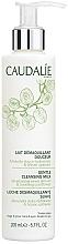Parfumuri și produse cosmetice Gel delicat pentru îndepărtarea machiajului de pe față și ochi - Caudalie Cleansing & Toning Gentle Cleanser