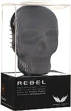 Parfumuri și produse cosmetice Perie de păr - Tangle Angel Rebel Brush Black Chrome
