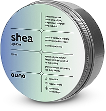 """Parfumuri și produse cosmetice Unt de shea pentru față și corp """"Blueberry"""" - Auna Shea Bilberry Butter"""