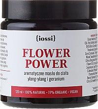 Parfumuri și produse cosmetice Unt hidratant pentru corp, cu extract de cocos - Iossi Regenerating Body Butter