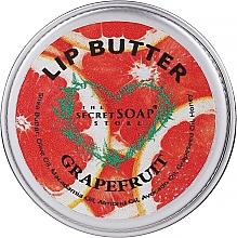 """Parfumuri și produse cosmetice Balsam de buze """"Grapefruit"""" - The Secret Soap Store Lip Balm"""