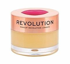 "Parfumuri și produse cosmetice Balsam-mască de buze ""Suc de ananas"" - Makeup Revolution Kiss Lip Balm Pineapple Crush"
