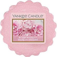 Parfumuri și produse cosmetice Ceară aromată - Yankee Candle Blush Bouquet Tarts Wax Melts