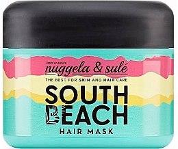 Parfumuri și produse cosmetice Mască nutritivă pentru păr - Nuggela & Sule` South Beach