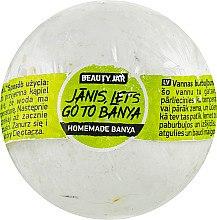 Parfumuri și produse cosmetice Bilă efervescentă pentru baie - Beauty Jar Janis Let's Go To